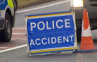 Woman in critical condition following Granton collision