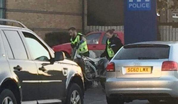 police-with-bike