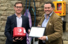 New lifesaving defibrillator donated to Boardwalk Beach Club