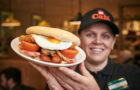 Granton Morrisons launches giant breakfast butty
