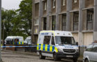 Emergency services in attendance at ongoing incident in Muirhouse