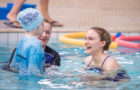 Children with disabilities encouraged to learn to swim