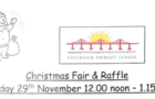 Forthview Christmas fair this Friday