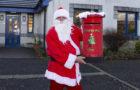 Santa post box opens at Drylaw on Monday