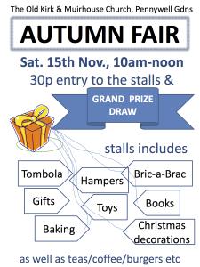 AutumnFair14 poster