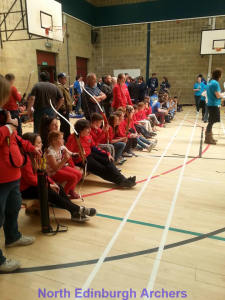 Competition Time - Pic North Edinburgh Archers
