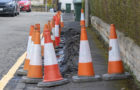 Council to fix badly damaged pavement in Grigor