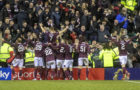 Hearts take three points in local derby