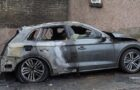 Police appeal for witnesses after several cars in Silverknowes were torched