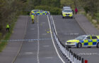 Cyclist critical after falling from bike on Silverknowes Road