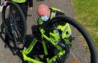 Bike marking event tomorrow at Victoria Park