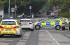 Police appeal for witnesses after two men injured during disturbance.