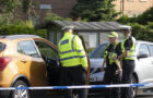 Cyclist taken to hospital with serious injuries following Ferry Road collision